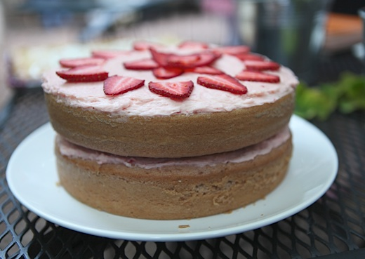 strawberry cake recipe brooklyn supper homemade strawberry lime cake 520x369