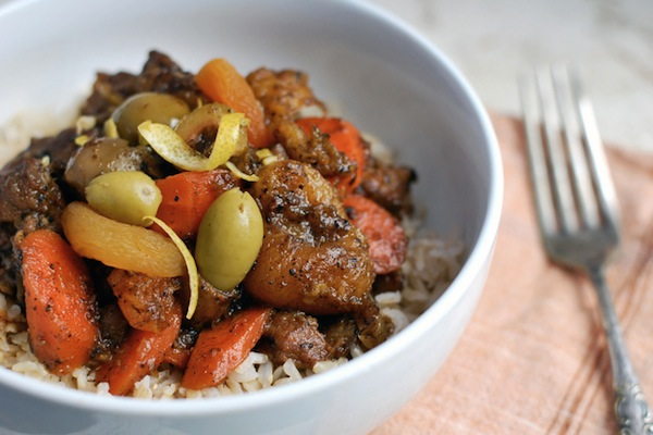 Apricot Lamb Tagine Recipes — Dishmaps