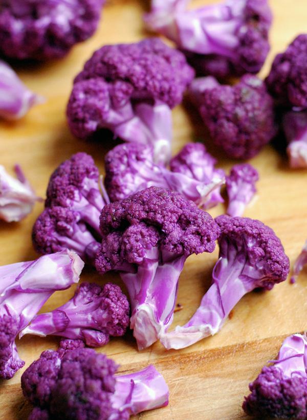 purple cauliflower  // brooklyn supper
