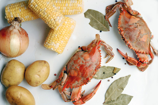 lowcountry boil // brooklyn supper