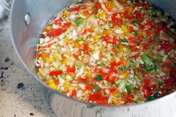 chow-chow recipe // brooklyn supper