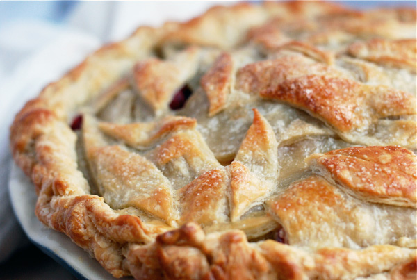 My final words of pie wisdom are this: preheat your baking sheet. A ...