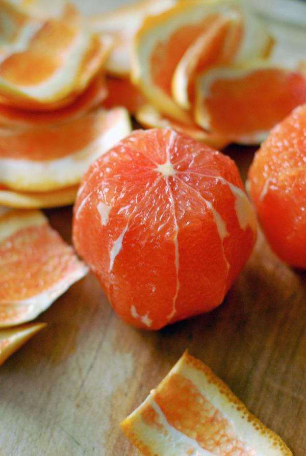 cara cara oranges // brooklyn supper