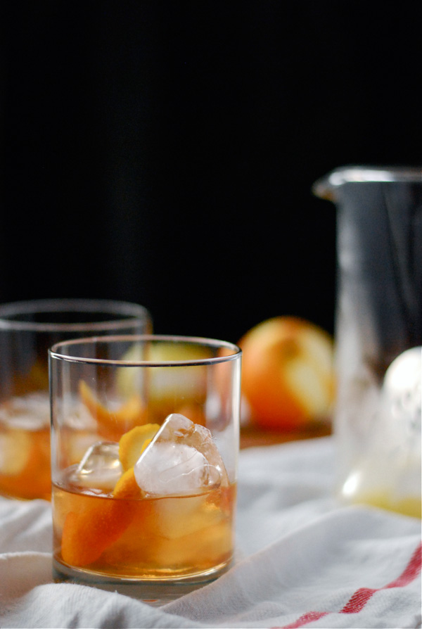 the old fashioned, simplified // brooklyn supper