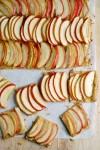 brown butter apple tart with cornmeal crust // brooklyn supper