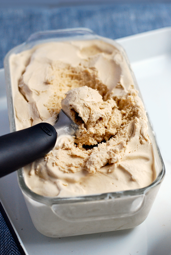 stout ice cream // brooklyn supper