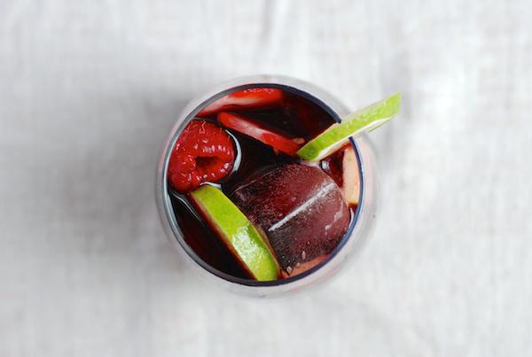 sangria // brooklyn supper