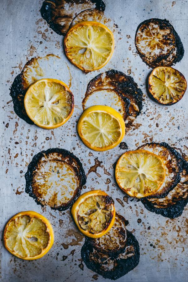 roasted meyer lemons // brooklyn supper