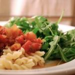 tomato and lamb neck ragu