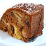 big news and a classic apple cake