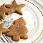 salt and pepper gingerbread cookies