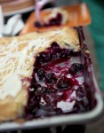 blueberry slab pie // brooklyn supper