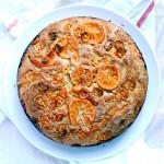 kumquat clementine coffee cake