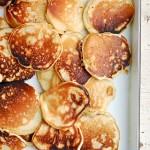 apple picking & authenticity + apple pancakes
