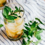 weekend links + mint juleps