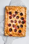 strawberry ginger polka dot slab pie // brooklyn supper