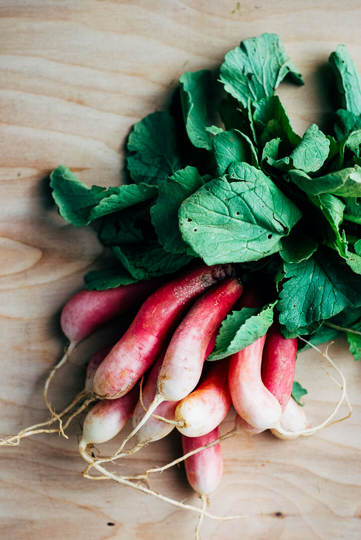 summer produce guide: what to eat right now (early june) // brooklyn supper