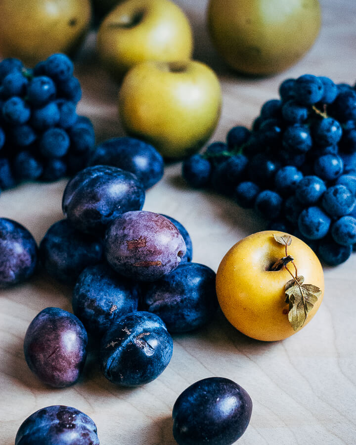 fall produce guide: what to eat right now (mid-september) // brooklyn supper