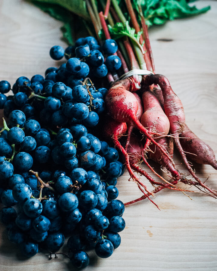 fall produce guide: what to eat right now (late september) // brooklyn supper