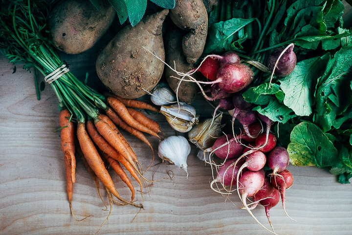 fall produce guide: what to eat right now (mid-october) // brooklyn supper