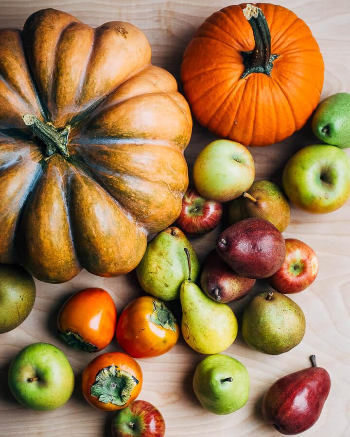 our thanksgiving menu // brooklyn supper