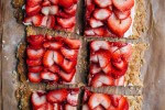 simplest strawberry tart from sweeter off the vine // brooklyn supper