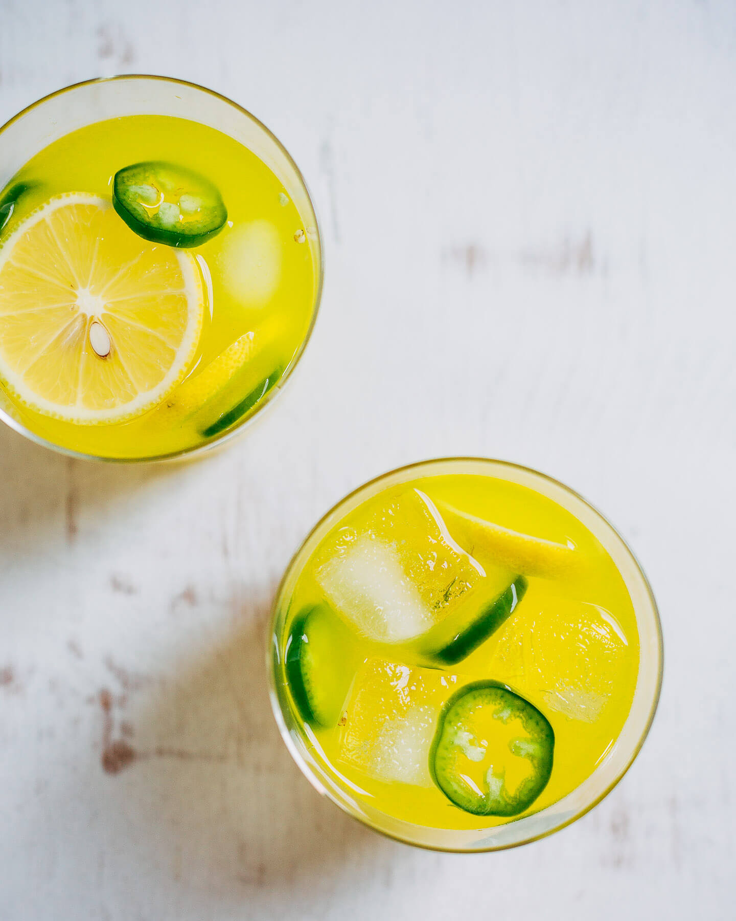 Turmeric Ginger Lemonade Brooklyn Supper
