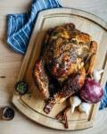 spiced roast turkey // brooklyn supper